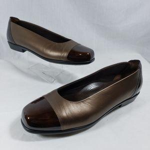 SAS dress flats comfort shoes sz 11